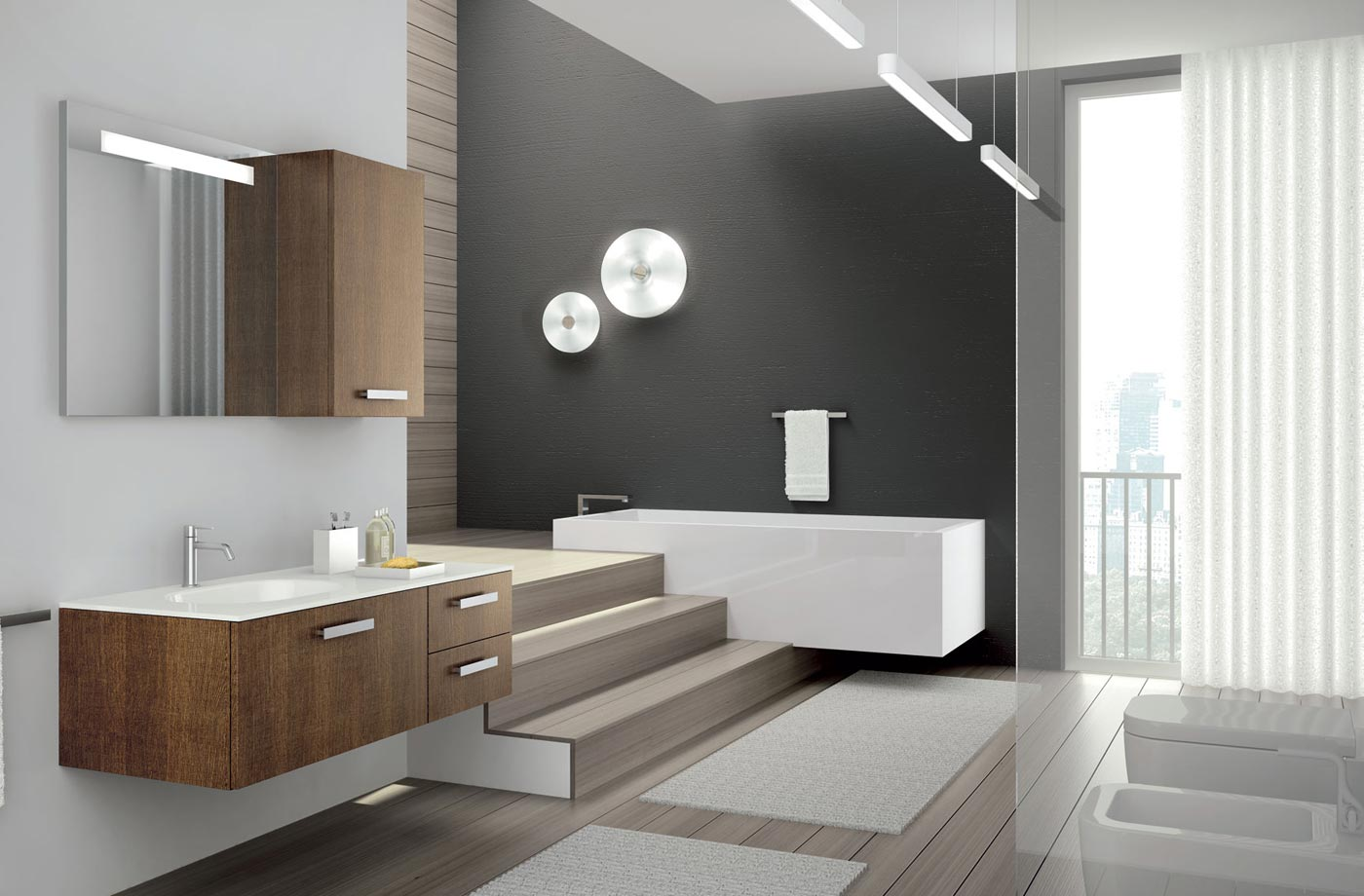 Aberia cucine for Simply bathrooms