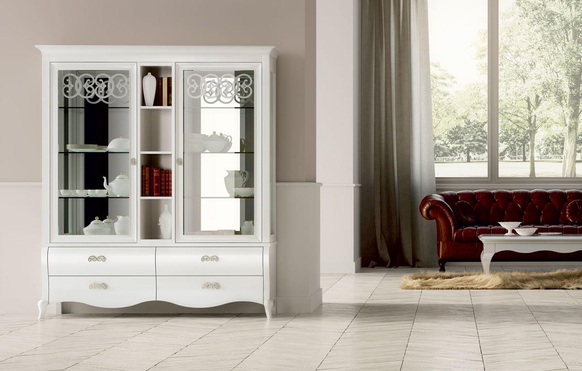 Elegant best mobili classici bianchi harrop us harrop us mobili classici bianchi with mobili - Mobili antichi colorati ...