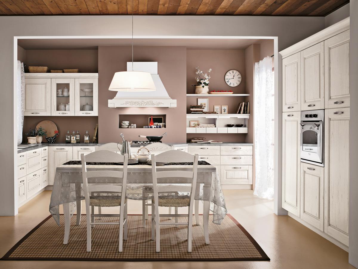 Stunning Colori Pareti Cucina Bianca Photos - Ameripest.us ...